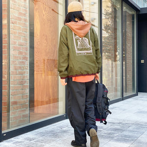 Cat 2Way Parka(Olive)