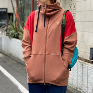 Famous Parka(Brown)
