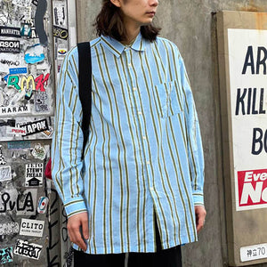 Zombie Long Shirt(Lt.Blue)