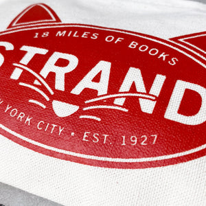 STRAND BOOK STORE「Pouch」Cat Face