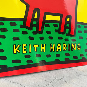 Keith Haring Coloring Book