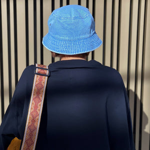 Epoch Bucket Hat(Blue)