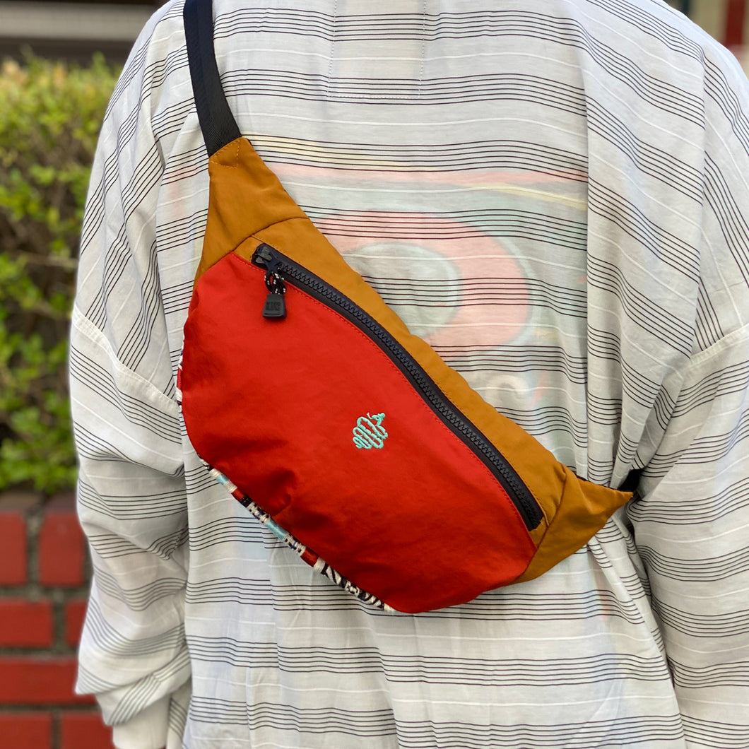 Ling Waist Bag(Orange)