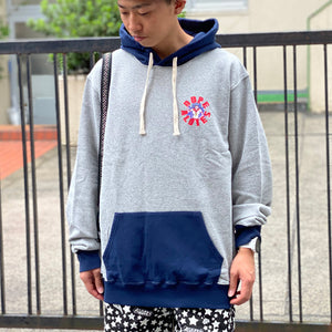 Moemoe Big Parka(Gray)