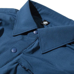 ELDORESO「Mightiness PK Shirt」Navy
