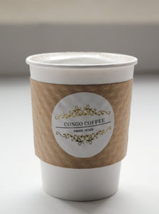 Single origin Congo Coffee dark, rich espresso will dance under a smoothed and stretched layer of thick milk foam. A house brewed cappuccino pairs amazingly well with our freshly made Beignets (French for donuts, doughnuts)