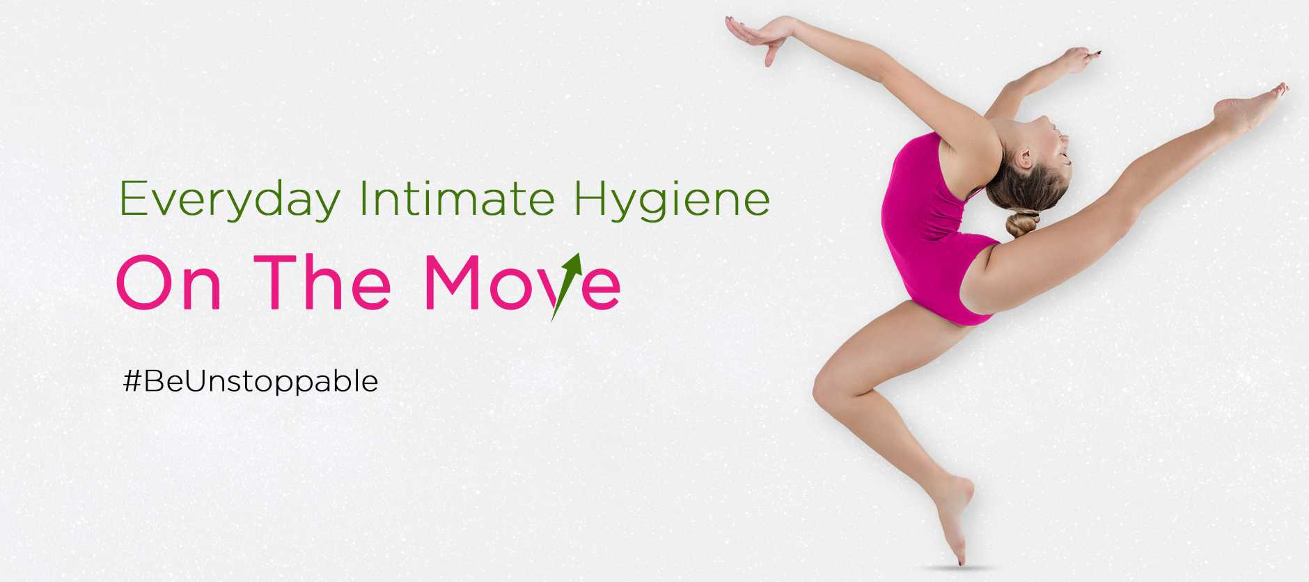 everteen offers everyday intimate hygiene on the move