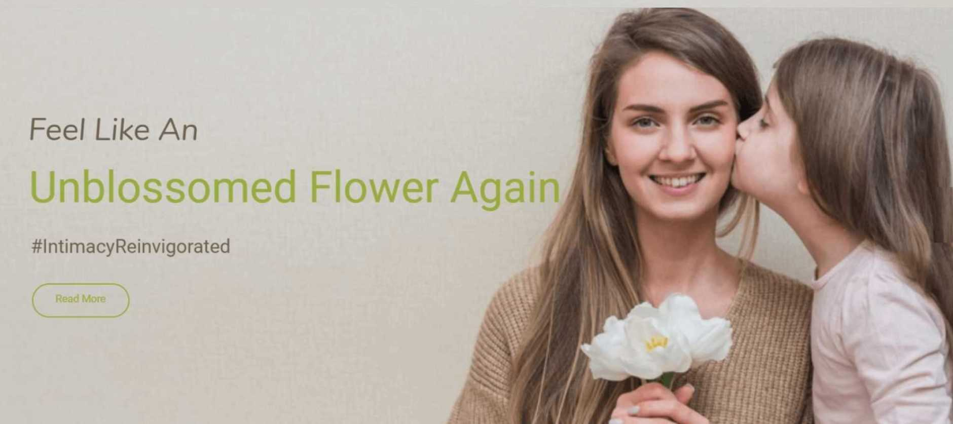 everteen helps you feel like an unblossomed flower again