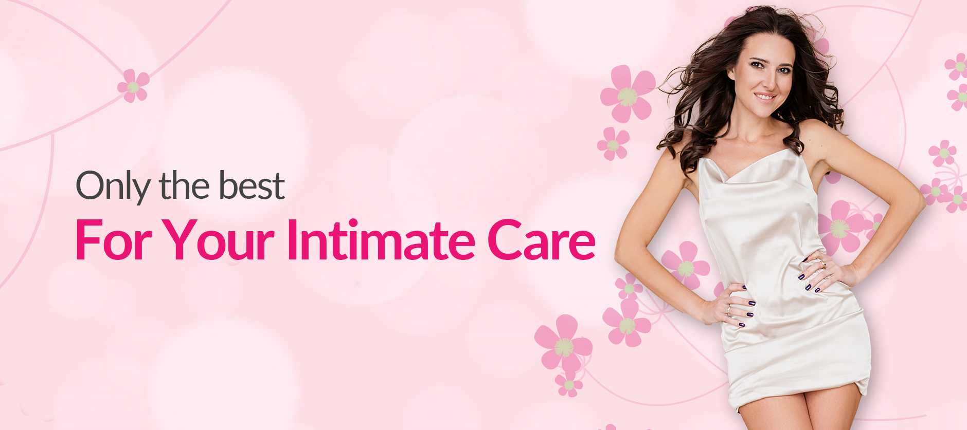 everteen offers only the best for your feminine intimate hygiene