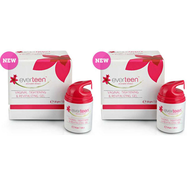 everteen Revitalizing V Gel for Lady Bits in Women