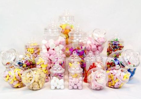 Candy Buffet To Go