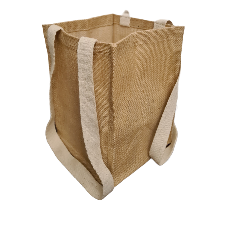 Tall Square jute bag x 40