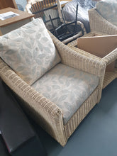 Load image into Gallery viewer, Carly 3 Piece Rattan Conservatory Set
