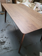 Load image into Gallery viewer, George Oliver, Faolan Dining Table150 x 90cm, SLIGHT IMPERFECTION REDUCED PRICE