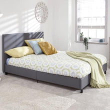 Load image into Gallery viewer, GFW 150CM king size Bed in a box Grey