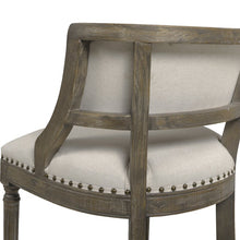 Load image into Gallery viewer, Grice Bar Stool 30 inch Beige by Jennifer Taylor Home