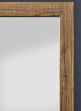 Load image into Gallery viewer, HAKU Furniture Standing Mirror, Oak, 47 x 34 x 156 cm
