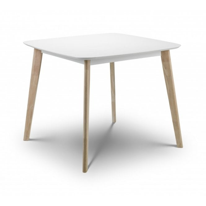 Julian Bowen Casa White Oak Dining Table