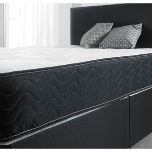 small double Klose Divan Bed 2 drawers