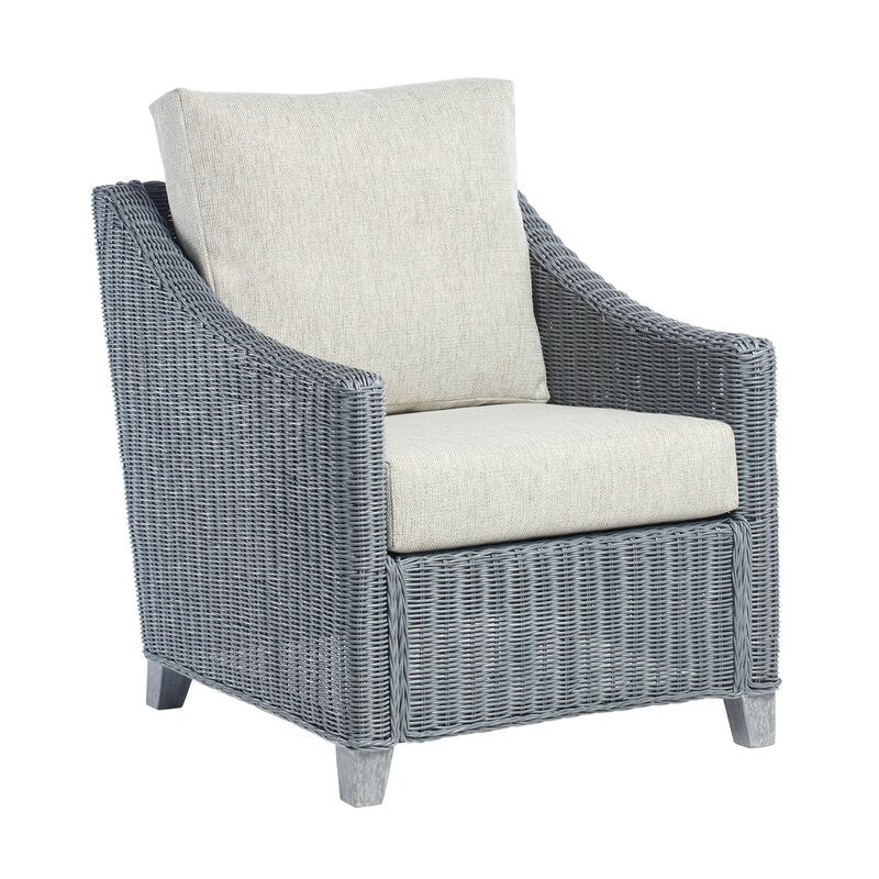 Nevaeh Rattan Armchair