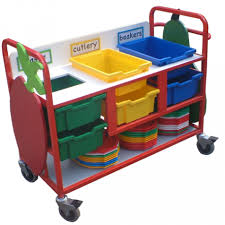 SMALL CLEARING TROLLEY