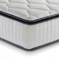 Sleep Soul Bliss 800 Pocket Spring and Memory Foam Pillowtop Mattress - 3ft Single