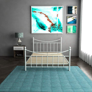 Vida Designs Paris Small Double Bed 4 foot