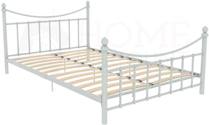 Vida Designs Paris Double Bed 4'6""