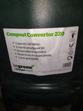 Load image into Gallery viewer, Be Green 220 Litre Compost Converter