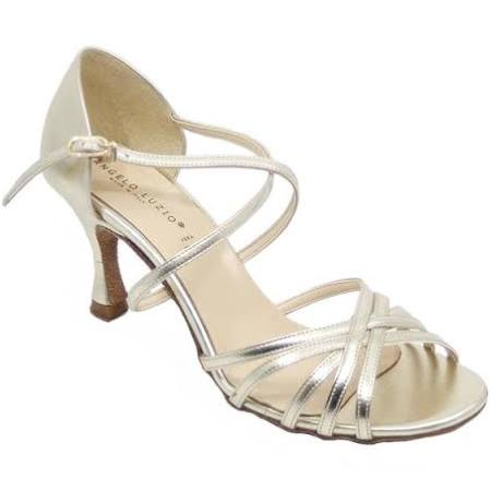 "2"" Stiletto Heel Ballroom Shoe 102L - Final Sale"