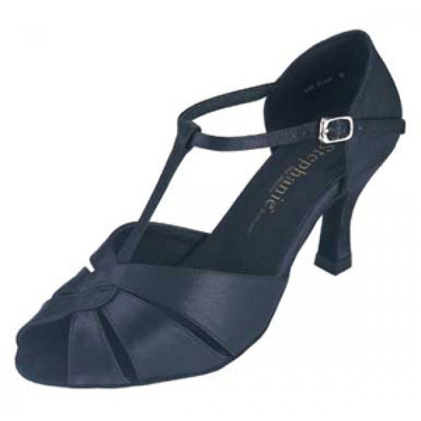 "2"" Heel Peep Toe Ballroom Shoe 12018-15 - Final Sale"