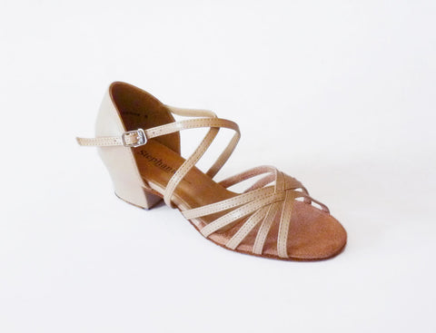 "1.5"" Cuban Heel Ballroom Shoe 16003-51X - Final Sale"