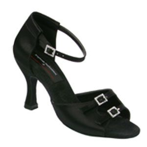 Latin Ladies Ballroom Shoe 92010-15
