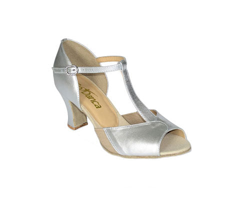 "2.5"" Heel Open Toe Ballroom Shoe BL32 - Final Sale"