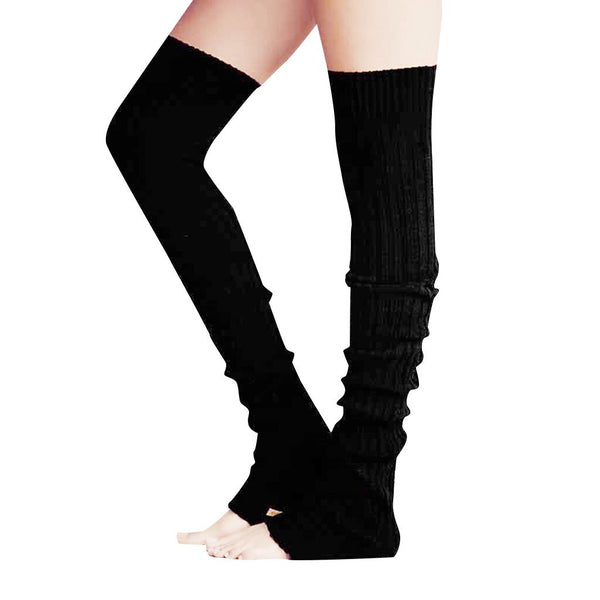 Womens Thigh High Over the Knee Leg Warmers ACA-0820