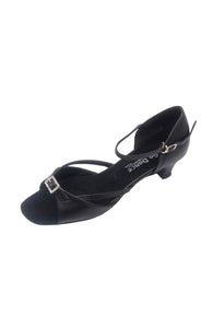 "1.3"" Heel Open Toe Ballroom Shoe GO7160 - Final Sale"