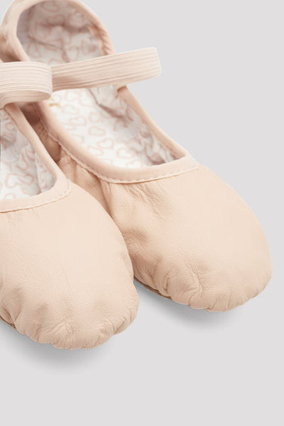 Ladies Belle Leather Ballet Shoes S0227L B