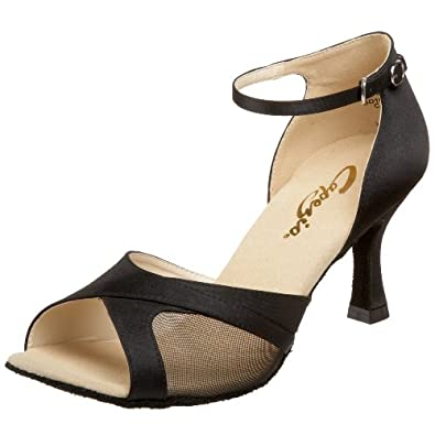 "Ladies ""Vanessa"" 2.5 Heel Ballroom Shoe SD108S - Final Sale"