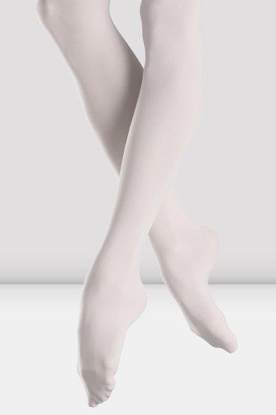Girls Endura Elite Footed Tights T0921G