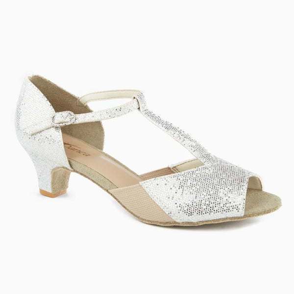 """Roxanne"" 1.5"" Heel Ballroom Shoe BL33 - Final Sale"