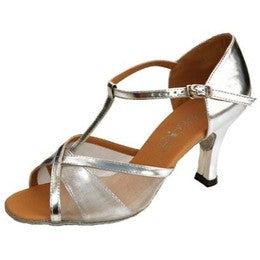 "Ladies ""Celine"" 2.5"" Heel Ballroom Shoe T010 -Final Sale"