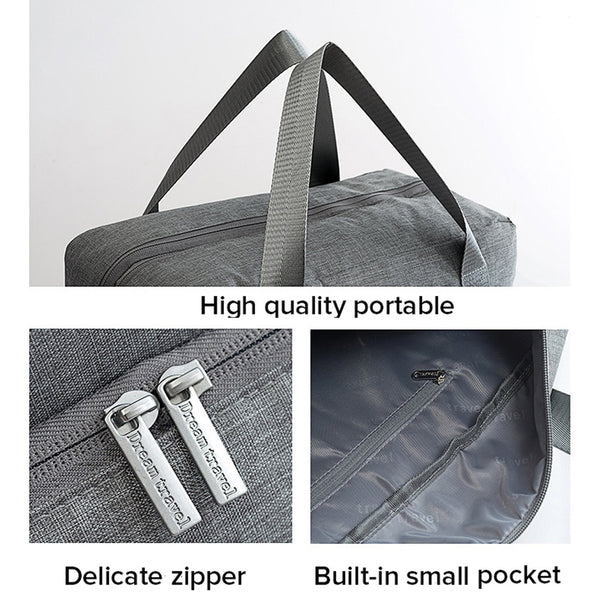 Travel Organizer Bag Large Capacity Luggage/Gym/Fitness/Competition/Wet/Dry Wet Separation