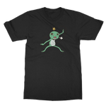 Load image into Gallery viewer, Mischievous Fighting Frog Classic Adult T-Shirt