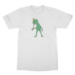 Load image into Gallery viewer, Mischievous Booty Frog Classic Adult T-Shirt