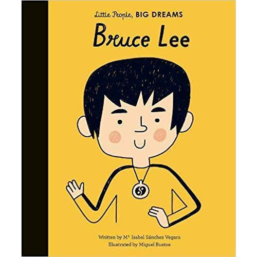 Little People, BIG DREAMS - Bruce Lee | Little Lights Co.