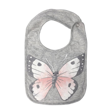 Mistefly Bib - Butterfly | Little Lights Co.