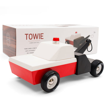 Towie the Tow Truck | Candylab | Little Lights Co.
