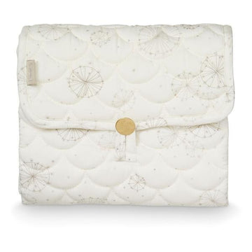 CAM CAM Quilt changing mat - Dandelion Natural | Little Lights Co.