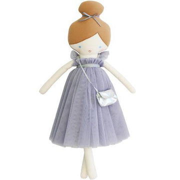Alimrose | Charlotte Doll Lavender 48cm | Little Lights Co.