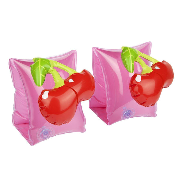 Arm Band Floaties - Cherry - Little Lights Co.